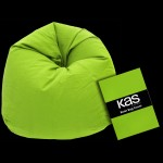 Canvas Beanbag Cover Lime
