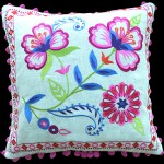 Layla Square Cushion